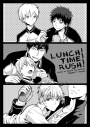 LUNCH!TIME!RUSH!
